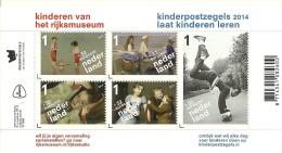Netherlands 2014 Mint Sheet Children Of The Rijksmusea - Kindertijd & Jeugd