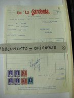 S. GIOVANNI LUPATOTO  --- VERONA  ---  SOC. ANONIMA  LA GARDENIA - FRATELLI BIASI  -- SAPONI - Italy
