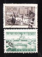 Finland 1942 Scenery 2v Used - Finland