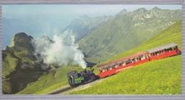Brienz Rothorn Bahn - Berner Oberland - Railway - Train - Trenes