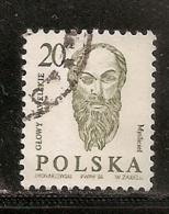 POLOGNE N° 2846 OBLITERE - 1944-.... Republiek