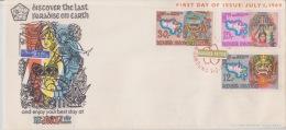 REPUBLIQUE INDONESIE 1-7-1969 - Indonesien