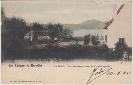 23816g  ETANGS - Ancien MOULIN - La Hulpe - 1905 - Colorisée - La Hulpe