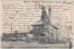23867g CHARBONNAGES du POIRIER - PUITS Ste. ANDRE - Montigny-sur-sambre - 1904