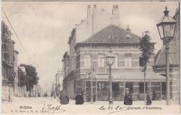 23883g  CAFE - CHAUSSEE D'ALSEMBERG - St-Gilles - 1905 - St-Gilles - St-Gillis