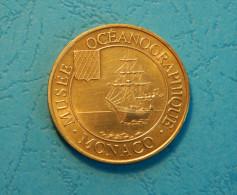1999 - Musee Oceanographique Monaco CN - Monnaie De Paris