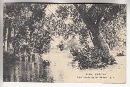 CRETEIL 94 - Les Bords De La Marne - CPA - Val De Marne - Creteil