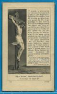 Bidprentje Van Emmerance Speeckaert (Zuster Landrada) - Waarschoot - Gendbrugge - 1882 - 1935 - Imágenes Religiosas