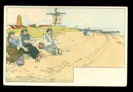 Illustrateur   H. Cassiers  - Westcapelle   Westkapelle ( Zeeland ) - Autres Illustrateurs