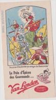 Buvard : Le Pain D  épices  , Lynden - Buvards, Protège-cahiers Illustrés