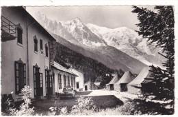 Colonie  S. N. C. F.  Des  ILES.   ARGENTIERE  (Hte-Savoie) ,  Alt.  1253 M. - Chamonix-Mont-Blanc