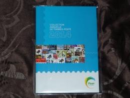LUXEMBOURG 2014 ❖ Year Set In Folder  Jahres Sammlung  Collection Annuelle ❖  MNH ** - Ungebraucht