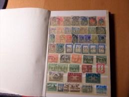 LOT   DIVERS PAYS OBLITERES  NEUFS*   MERITE INTERET - Collections (sans Albums)