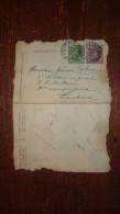14 V - Carte Lettre Entier Postal De Feluy Arquennes 1923 Vers Tournai Soldat Gliner 3ème Chasseur à Pied - Unclassified
