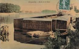 94 - Choisy-le-Roi - Bords De La Seine (toilée) (bains Chauds, Hydrothérapie) - Choisy Le Roi