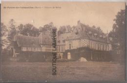27----ST PERRE DE CORMAILLES---Chateau De Malou--pas Courante - Francia