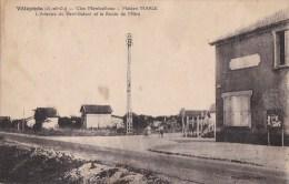 93 VILLEPINTE  Commerce Maison MARIE  CLOS MONTCELLEUX  Av Du VERT GALANT Route De MITRY - Villepinte