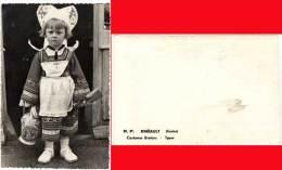 R.P. Dinéault - Costumes Bretons - Types - France