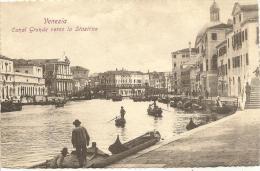 VENEZIA - Canal Grande  - Ponte Della Ferrovia Verso La Stazione - Venezia (Venice)