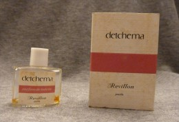 Detchema   Revillon - En Boite Mais Vide - Miniature Bottles (in Box)