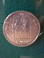 Monete D´ Ag. - R. San Marino - 1000 Lire  1977. Filippo Di Ser Brunelleschi. - Monete