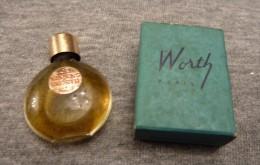 Je Reviens   Worth  1/20 FL - Vintage Miniatures (until 1960)
