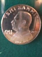Monete D´ Ag. - Malta - £M 1 -Temi Zammit - 1973. - Monete