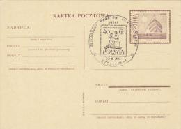ASTROLOGY, NIKOLAUS COPERNICUS, SPECIAL POSTMARK ON PC STATIONERY, ENTIER POSTAUX, 1971, POLAND - Astrology