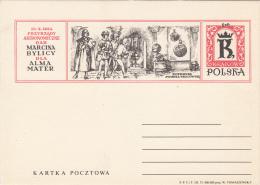 ASTROLOGY, NIKOLAUS COPERNICUS, PC STATIONERY, ENTIER POSTAUX, 1973, POLAND - Astrology