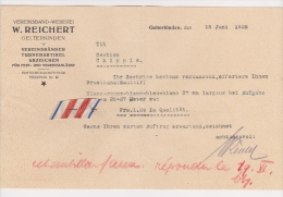 Offerte - Devis Pour Des Sautoirs (Brustband) Par Vereinsband-Weberei W. Reichert Gelterkinden - Avec échantillon Tissus - Suisse