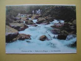 JALHAY. Sart Lez Spa. La Vallée De La Hoëgne. Les Cascatelles. - Jalhay