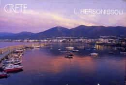 Crete - L.hersonissou - Formato Grande Viaggiata - Grecia