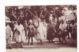 Cpa  Marseille Expo Coloniale 1922 - Kolonialausstellungen 1906 - 1922