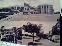 AGRIGENTO - PALAZZO DELLE POSTE E R. QUESTURA CARRETTO SICILIANO ASINO V 1949 EO11183 - Agrigento