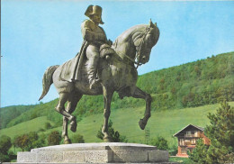 LAFFREY - Statue De L'Empereur Napoleon - Laffrey