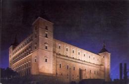Toledo - El Alcazar Iluminado - 100 - Formato Grande Viaggiata - Toledo