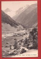 TVS2-14 Trient, Le Peuty Et Le Glacier.   Non Circ.  Jullien 7649 - VS Valais
