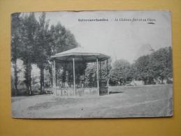 Solre Sur Sambre. Le Château-Fort Et Sa Place. - Erquelinnes