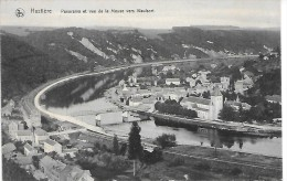 BELGIQUE - HASTIERE - Panorama Et Vue De La Meuse Vers Waulsort - Non Classificati