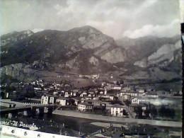 CALOLZIOCORTE  VEDUTA  V 1954 EO11190 - Bergamo