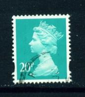 GREAT BRITAIN  -  1993 To 2008  Queen Elizabeth Machin Definitive  20p  Used As Scan - 1952-.... (Elizabeth II)