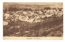 Cp, 91, Etampes, Vue Générale - Etampes