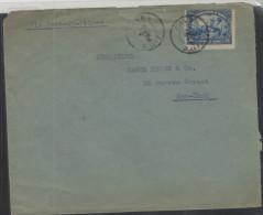 O) 1929 HAITI, ALLEGORY OF COMMERCE 1928 PORT AU PRINCE, COVER TO NEW YORK - Haiti