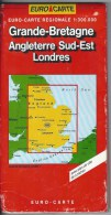 PLAN Angleterre  LONDRES - Cartes Routières