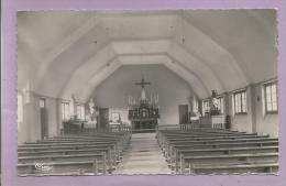 Dépt 74  -  AMBILLY - ANNEMASSE  - Intérieur De La Chapelle St-François De Sales - Photo Véritable - Annemasse