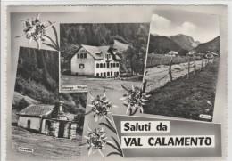 TRENTO -  VAL CALAMENTO - SALUTI DA.... - Trento