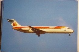IBERIA     DC 9 32