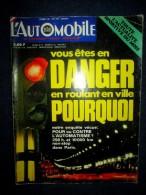 L´AUTOMOBILE #288 Mai 1970 Auto Voiture Car Wagen Sport Course Formule 1 Rallye: Essai CITROEN D Spécial (DS) ! - Auto/Motor
