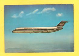 Postcard - JAT, Yugoslavia, Douglas DC-9      (V 23504) - 1946-....: Moderne