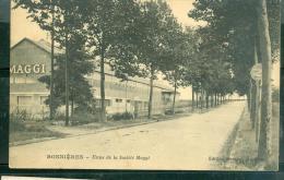 BONNIERES -- Usine De La Société Maggi - Fab106 - Bonnieres Sur Seine